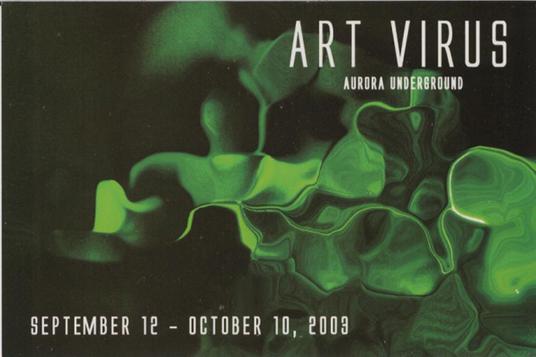 Art Virus Gallery, Exhibition Invite